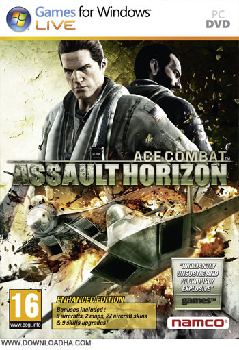 Ace Combat دانلود بازی Ace Combat: Assault Horizon برای PC