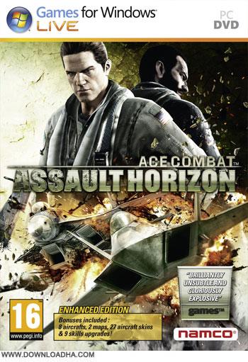 Ace Combat دانلود بازی Ace Combat: Assault Horizon برای PC