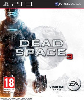 Dead Space 3 PS3 Cover دانلود بازی Dead Space 3 برای PS3