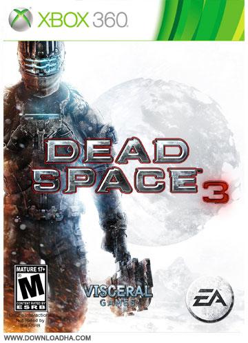 Dead Space 3 دانلود بازی Dead Space 3 برای XBOX360