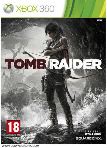 Tomb Raider دانلود بازی Tomb Raider برای XBOX360