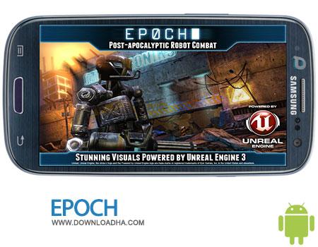 epoch android بازی زیبا و جنگی EPOCH 1.4.2   اندروید