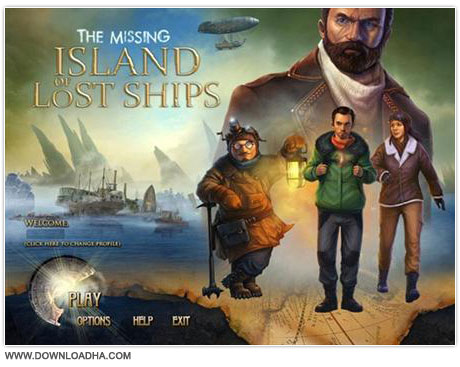 Island Cover دانلود بازی The Missing 2 Island of Lost Ships برای PC