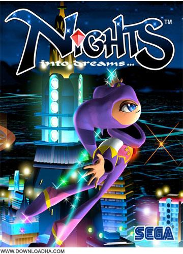 Nights Cover دانلود بازی هیجان انگیز NiGHTS Into Dreams برای PC
