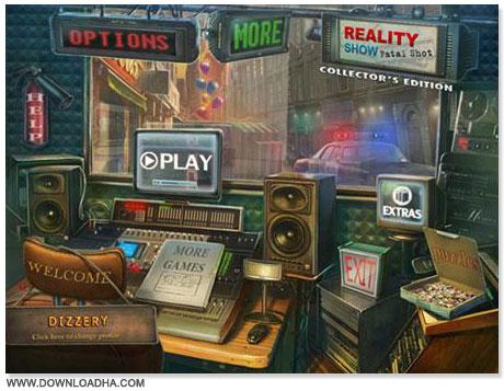 Show Cover دانلود بازی کارآگاهی Reality Show: Fatal Shot برای PC