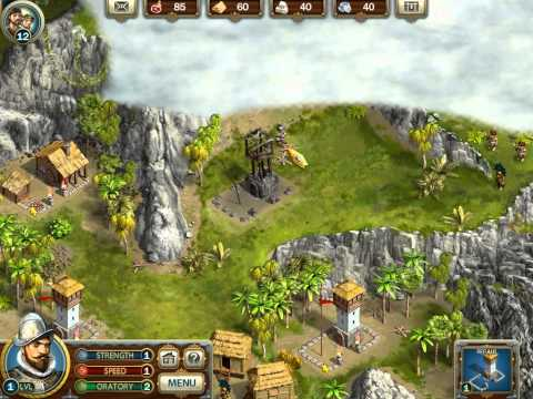 Adelantado 2 دانلود بازی مدیریتی Adelantado Trilogy : Book Two برای PC