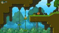 Oozi Earth Adventure S3 s بازي سرگرم كننده و كم حجم Oozi Earth Adventure