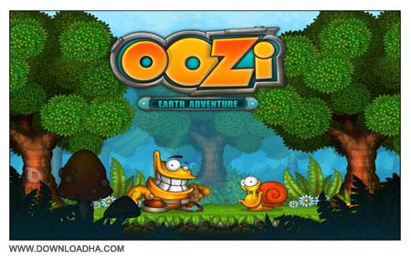 Oozi Earth Adventure بازي سرگرم كننده و كم حجم Oozi Earth Adventure