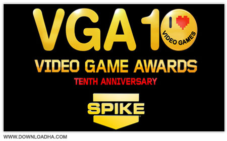 VGA 2012 دانلود مراسم انتخاب بهترین بازی سال Video Game Awards 2012